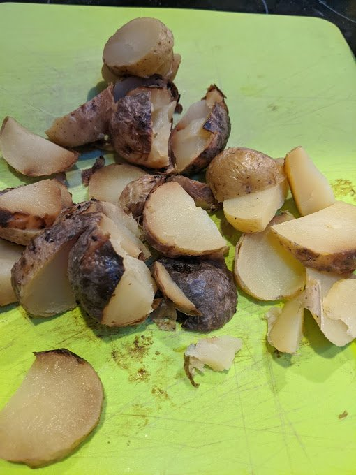 picture of roasted potatoes